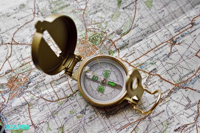 Как вычислить расстояние между городами