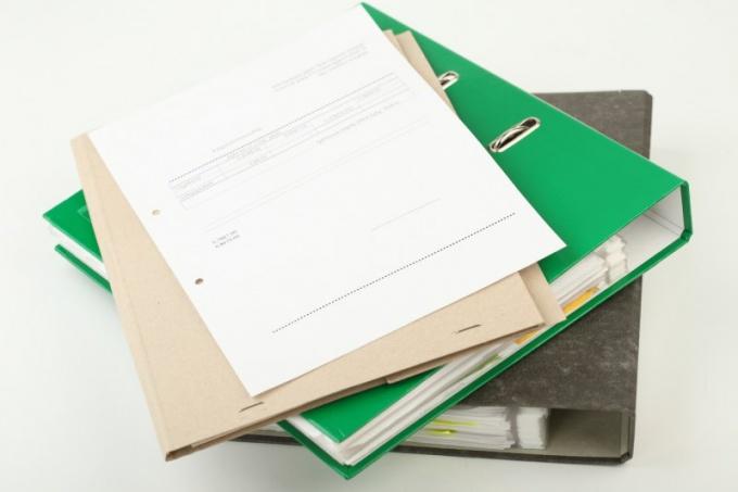 Как оформить приложения к документу