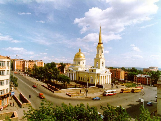 Where to go in Izhevsk