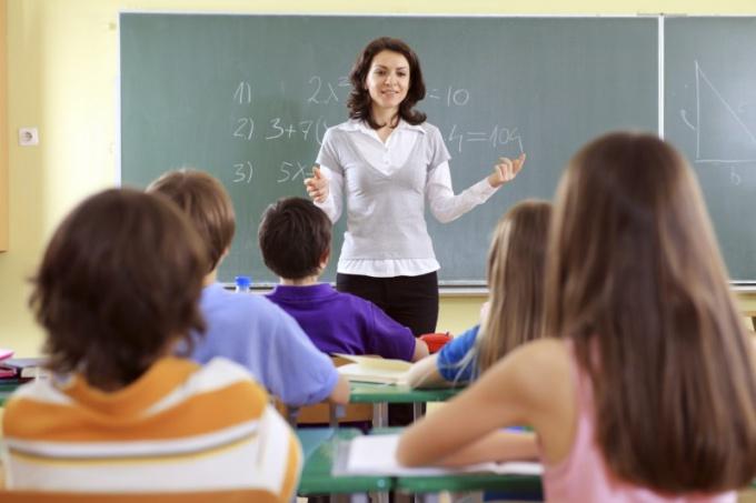 Как вести себя с учениками