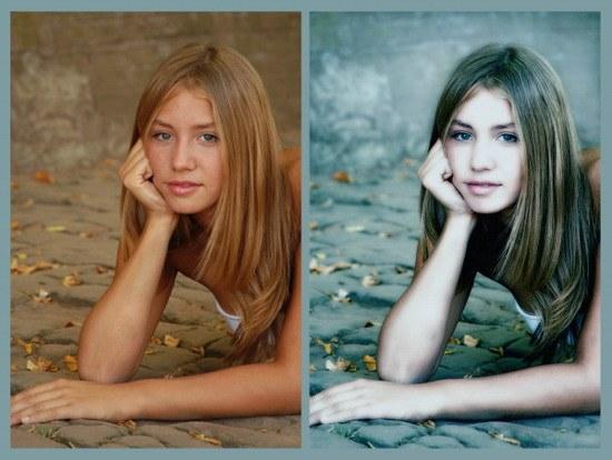 Как выровнять тон кожи в Фотошопе