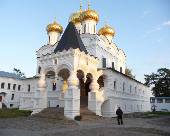 Куда сходить в Костроме
