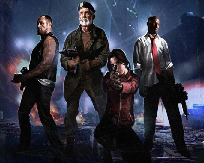 How to play left 4 dead on the network