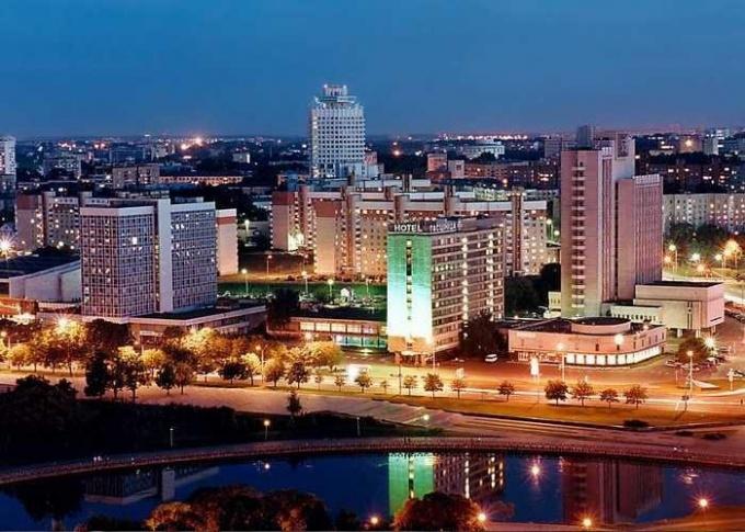 Как набирать номер  в Белоруссию