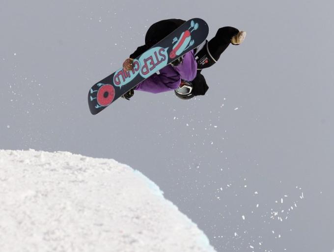 Как не сломать сноуборд