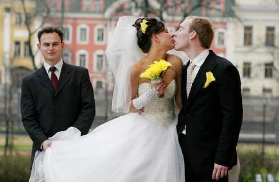 Как быть свидетелем на свадьбе