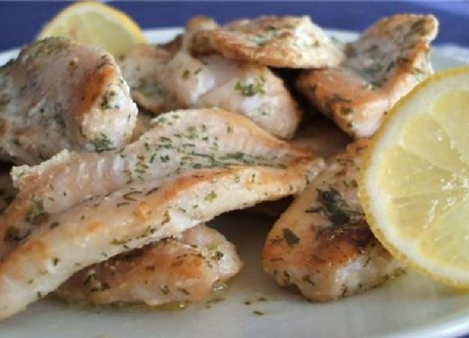 Как лучше приготовить мороженую рыбу