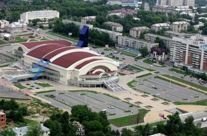 Where to go in Khabarovsk
