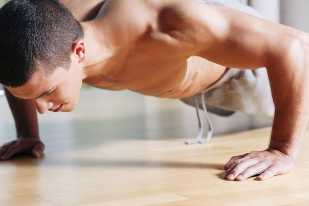 How to do push-UPS to pump up your chest