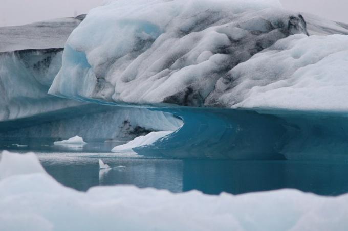 Как определить толщину льда