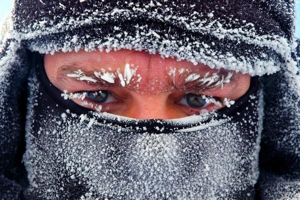 Как не замерзнуть на морозе