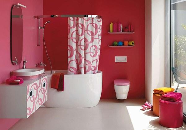 Как обставить ванную