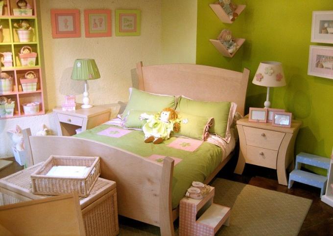 Как обставить комнату для девочки