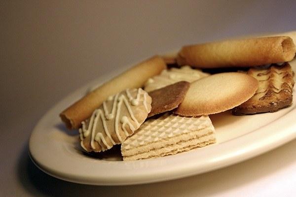 Как быстро испечь печенье