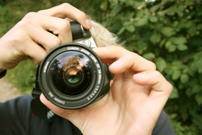 Как продать объектив Canon