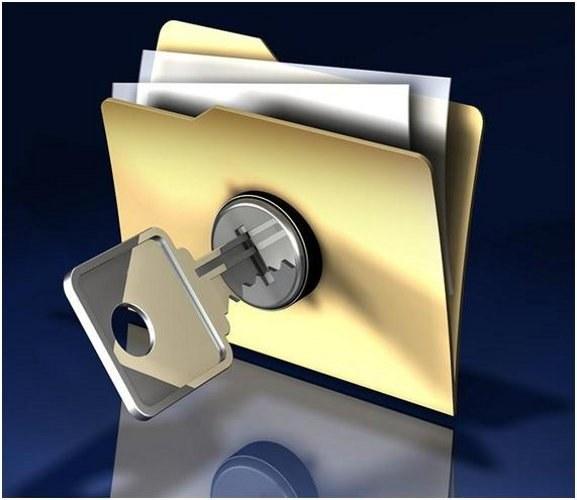 Как можно поставить пароли на папки
