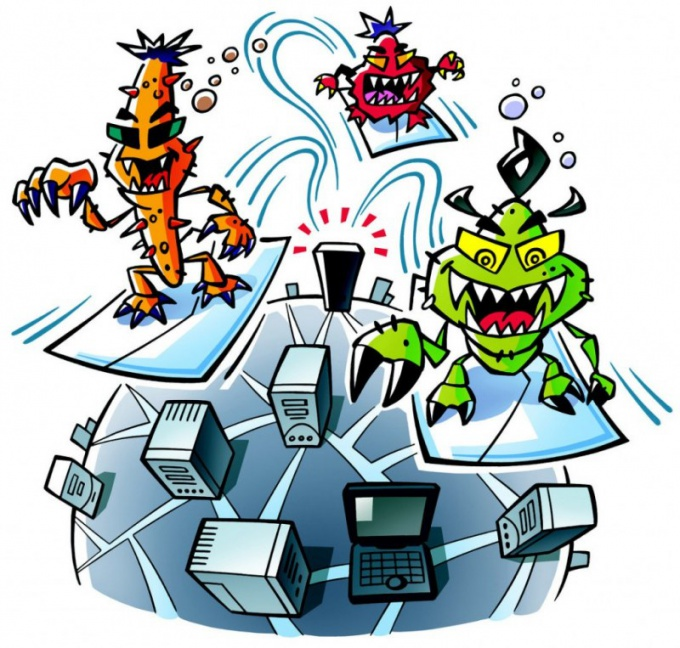 Как найти вирус  без антивируса