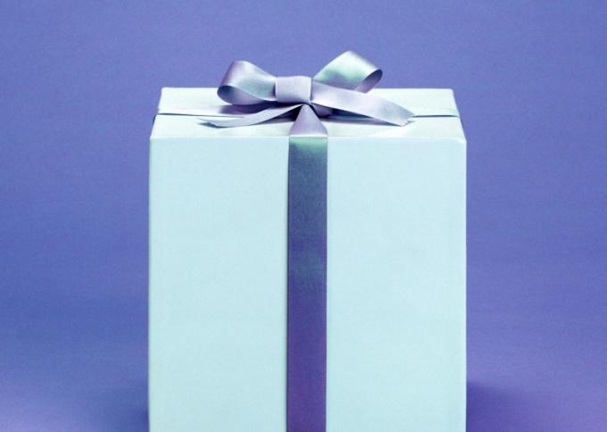 Устраивайте сюрпризы, дарите подарки