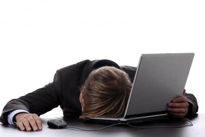Как не уставать на работе