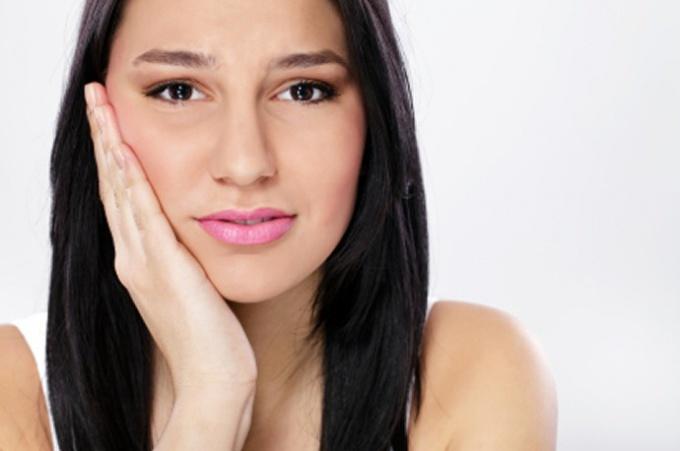 Как остановить кровь  во рту