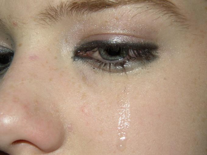 Плачьте только в одиночестве