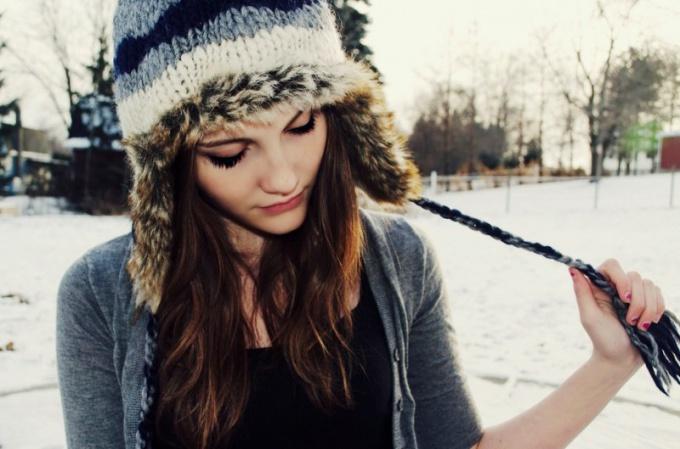 Как нужно одеваться зимой