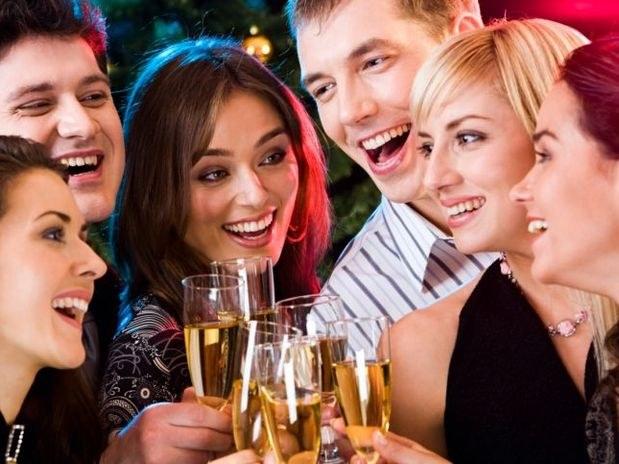 Как не напиться в Новый год
