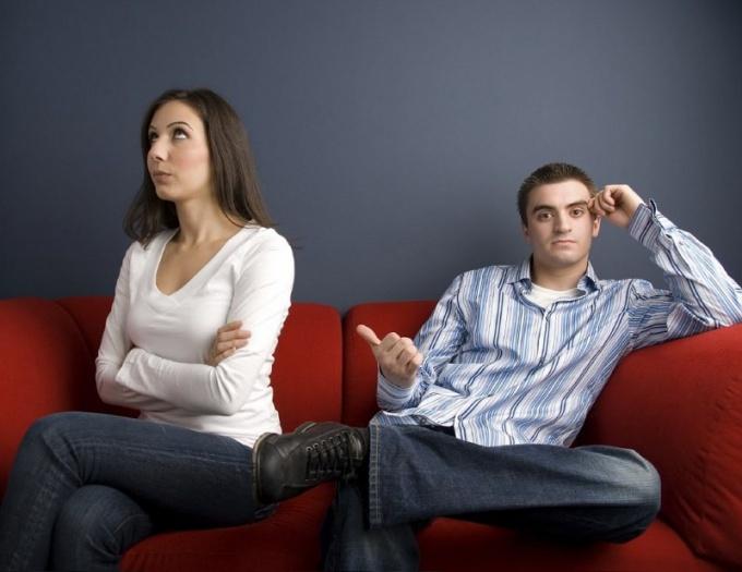 Как отказаться  от развода