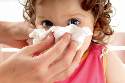 How to quickly cure a cough and a runny nose in a child