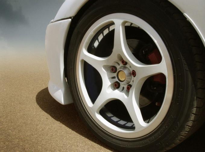 Как определить диаметр колеса