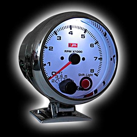 Как определить скорость  по тахометру