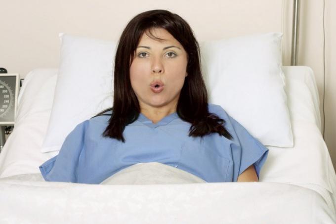 Как не чувствовать боль при родах