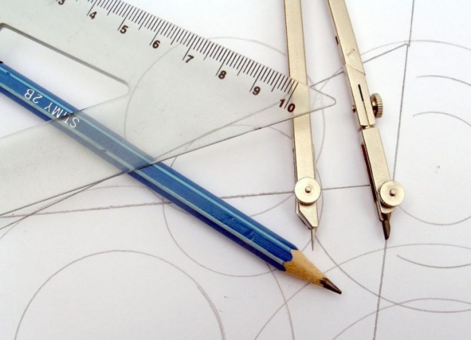 How to find the radius if only the diameter