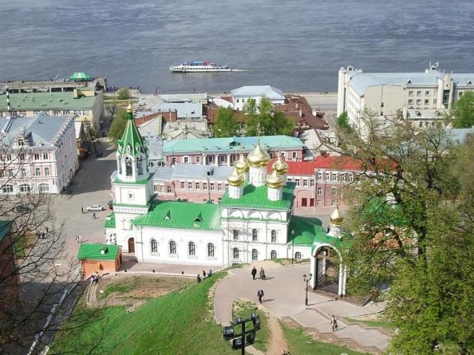 How to find address by phone in Nizhny Novgorod