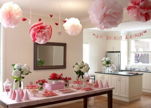 How to decorate birthday