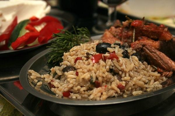 Как быстро приготовить рис