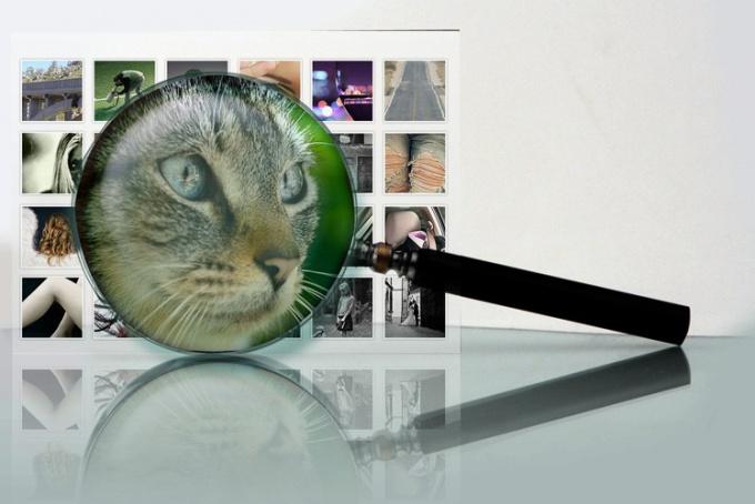 Как найти фото по образцу