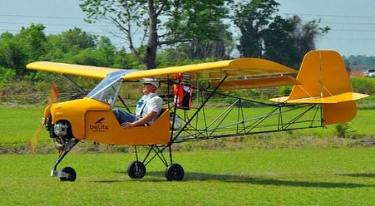 Как стремительно самому сделать самолет