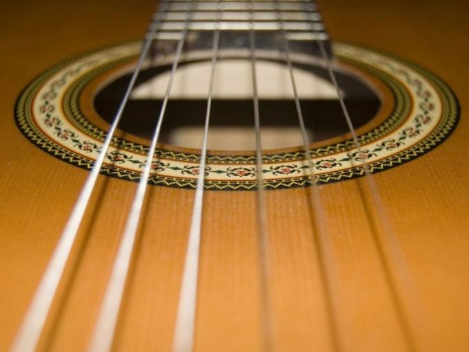 Как брать помещики на гитаре