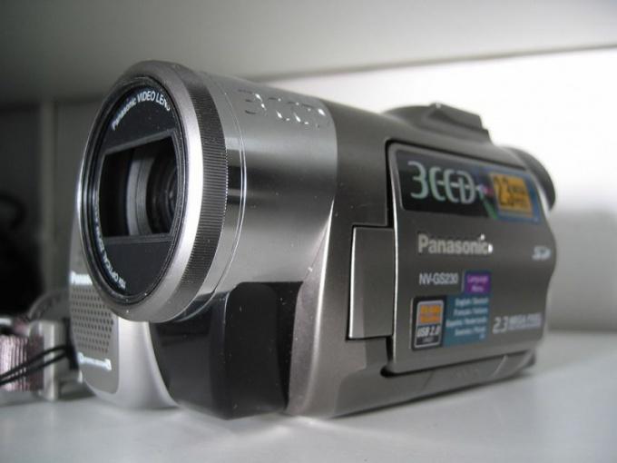 Как видео с камеры записать в компьютер