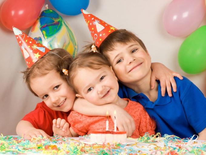 Как начать детский праздник