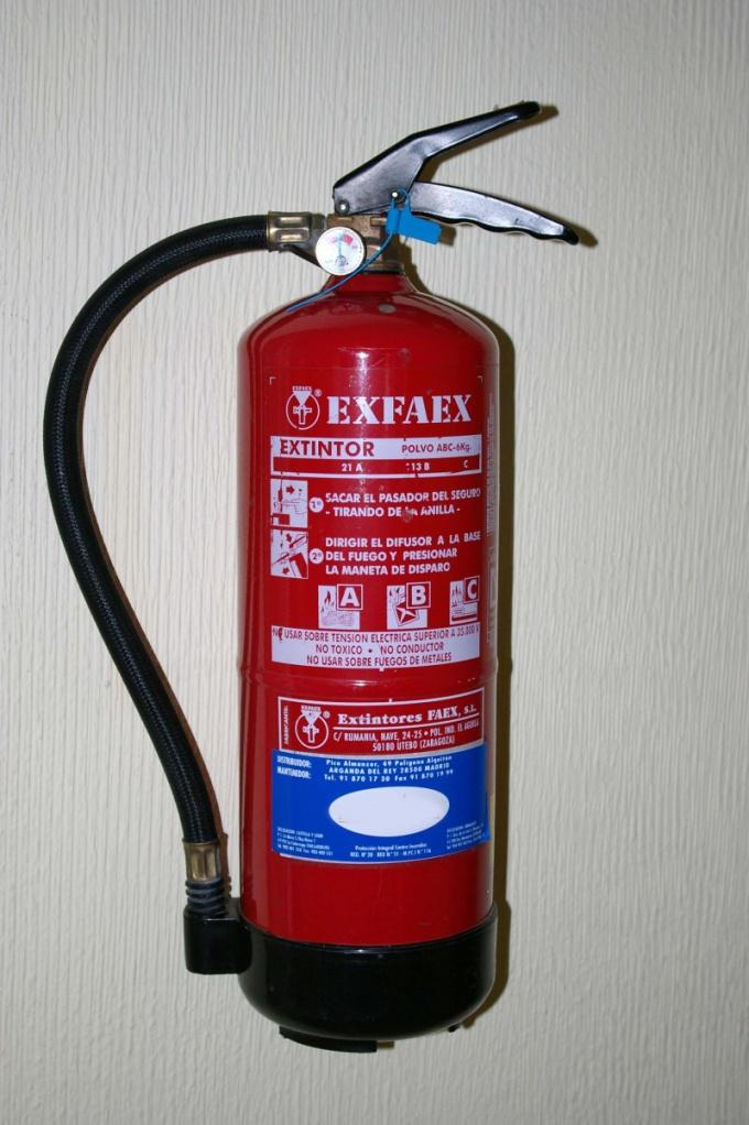 Как определить категорию пожарной опасности