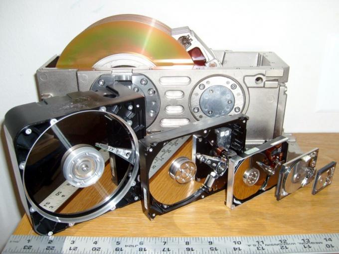 Как остановить жесткий диск