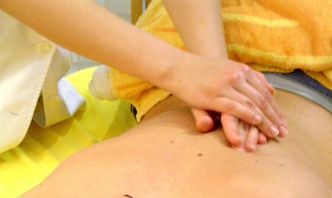 Научитесь делать массаж