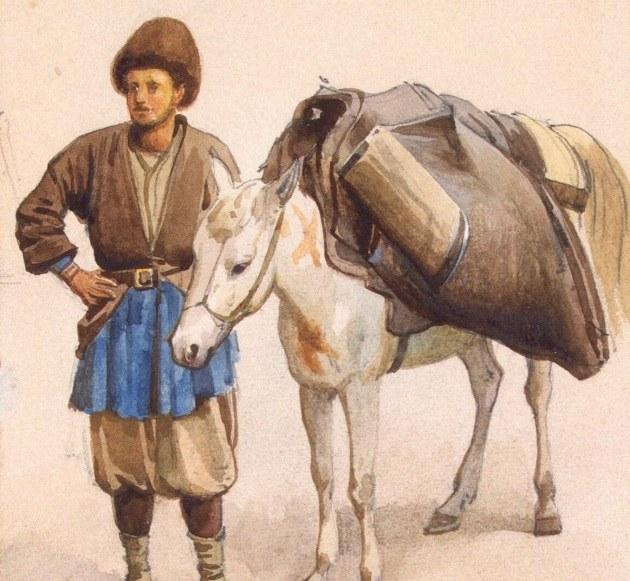Как отличить татарина