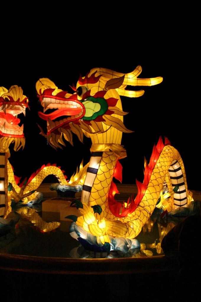 Как отметить Новый год по-китайски