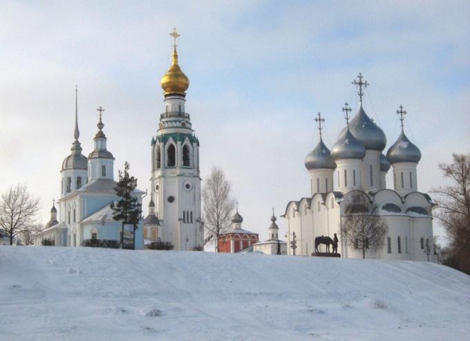 Как встретить Новый год в Вологде