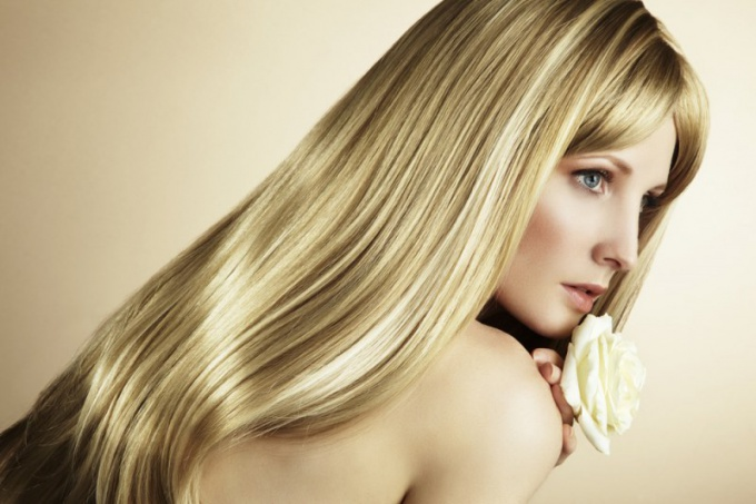 How to restore fine hair
