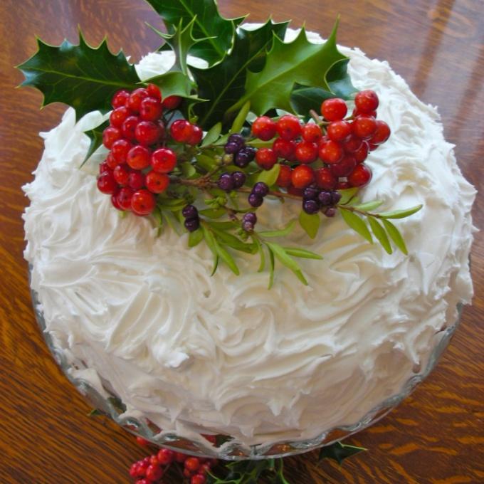 Торт должен быть не только аппетитным, но и прекрасным
