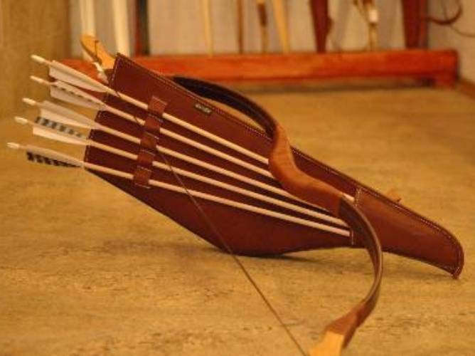 How to make a Mongolian bow